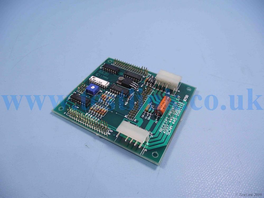 4450581110 NCR PCB-PRINTER I/F ASSY 4450581110 TestLink